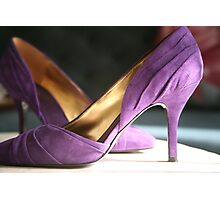 For the love of shoes ...take 2  Photographic Print
