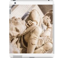 Michelangelo's sculpture iPad Case/Skin