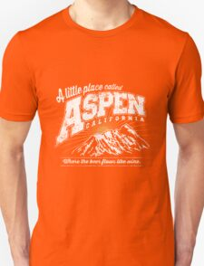 Aspen Dumb and Dumber Movie Quote T-Shirt