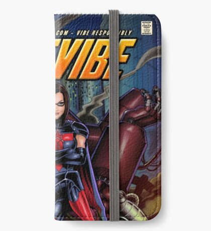 SheVibe Presents Tristan Taormino - The Rise of Reason iPhone Wallet/Case/Skin