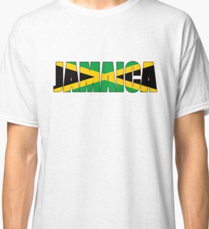 Jamaica Flag Classic T-Shirt