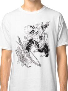 The Amazing Spider-Man art Classic T-Shirt