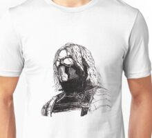 Winter Soldier art 2 Unisex T-Shirt