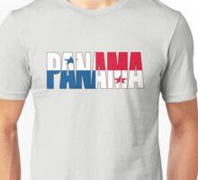 Panama Flag Unisex T-Shirt