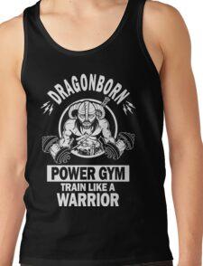Dragonborn Power Gym Tank Top