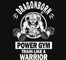 Dragonborn Power Gym Unisex T-Shirt