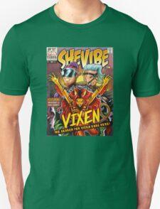 SheVibe Vixen Cover Art Unisex T-Shirt