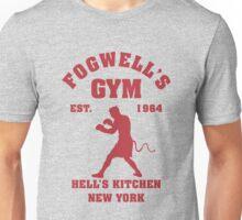 Fogwell's Gym Box the Devil Unisex T-Shirt