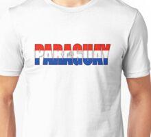 Paraguay Flag Unisex T-Shirt