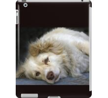 ...eyes of trust and love... iPad Case/Skin