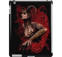 The Succubus Summoning Ritual iPad Case/Skin