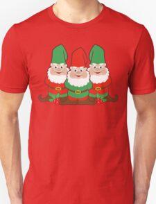 Christmas Gnomes Unisex T-Shirt