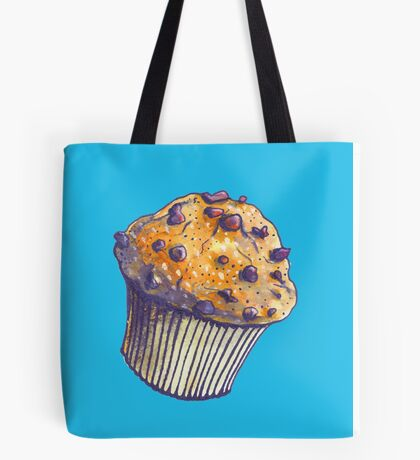 The Blueberry Muffin Tote Bag