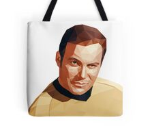 James T. Kirk Tote Bag