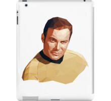 James T. Kirk iPad Case/Skin