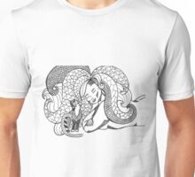 Kat Lady Unisex T-Shirt