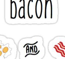 Bae - Bacon & Eggs Sticker