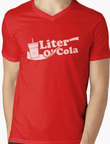 Liter o' Cola! Mens V-Neck T-Shirt