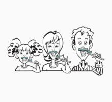 Got Paste Family One Piece - Short Sleeve