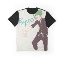 Psycho Graphic T-Shirt