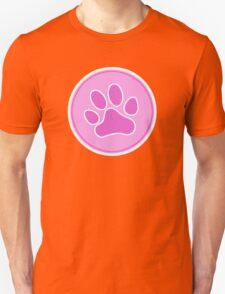 Pink Paw T-Shirt
