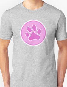 Pink Paw Unisex T-Shirt