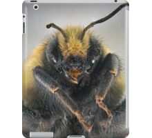 Macro Bumble iPad Case/Skin