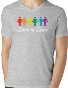 Pride Day, Gay day T-shirt Mens V-Neck T-Shirt
