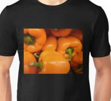 Orange Peppers Unisex T-Shirt