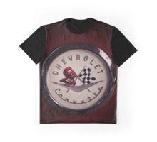chevrolet corvette, corvette logo Graphic T-Shirt