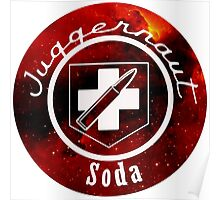 COD: Zombies - Juggernogg Galaxy Poster