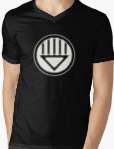 Black Lantern Corps - Death!  Mens V-Neck T-Shirt