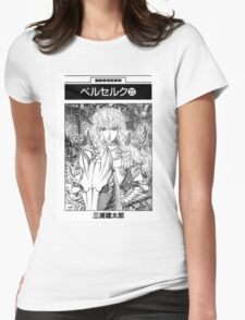 Griffith - berserk. Womens Fitted T-Shirt