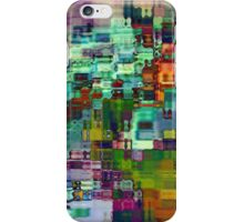 Mirror Ponds and a Rainbow iPhone Case/Skin