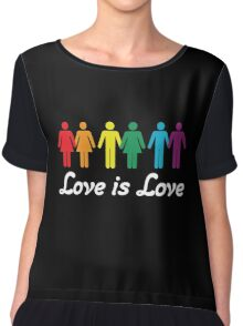 Pride Day, Gay day T-shirt Chiffon Top