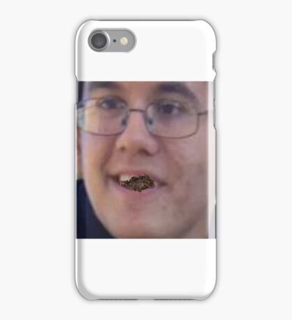 Yee Yee bruh Haney iPhone Case/Skin