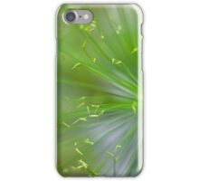 Spikelets of Flowers iPhone Case/Skin