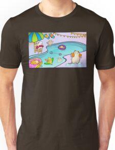 Kitty Pool Unisex T-Shirt