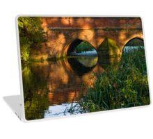 Toppesfield Bridge Laptop Skin