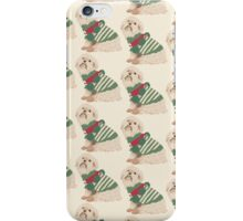Christmas Peppy iPhone Case/Skin