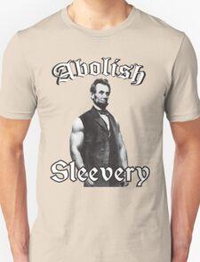 Abolish Sleevery Unisex T-Shirt