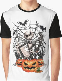 The Pumpkin King Graphic T-Shirt
