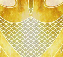 Cosmic Owl Sticker