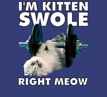 I'm Kitten Swole Right Meow Tank Top