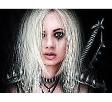 Sword In the Dark Photographic Print