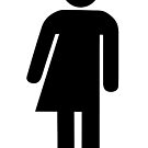 bold black transgender icon by sledgehammer