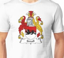 Small Coat of Arms / Small Family Crest Unisex T-Shirt
