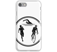 Womens Triathlon iPhone Case/Skin