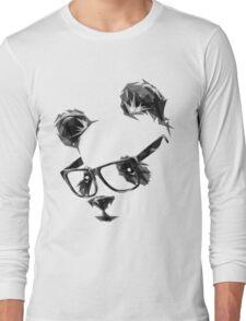 Cool Panda Long Sleeve T-Shirt