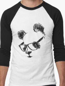 Cool Panda Men's Baseball ¾ T-Shirt